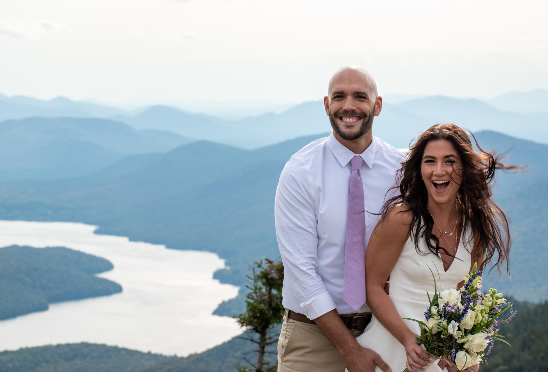 Whiteface Mountain Wedding Photographers