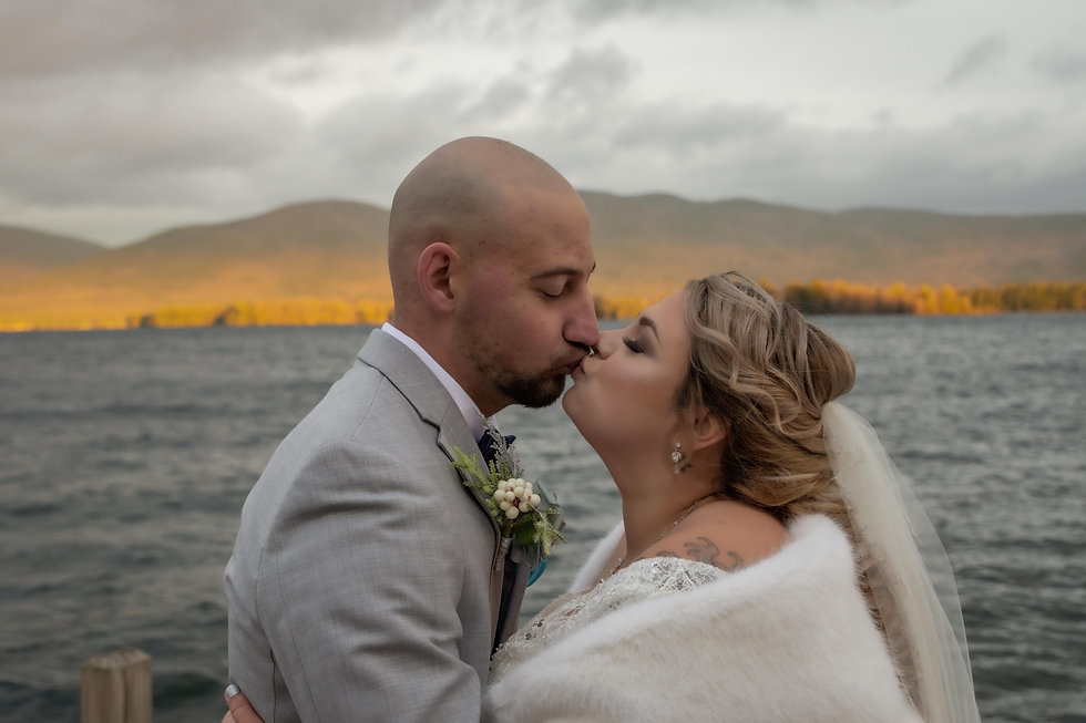 Lake Placid Elopement Photographers