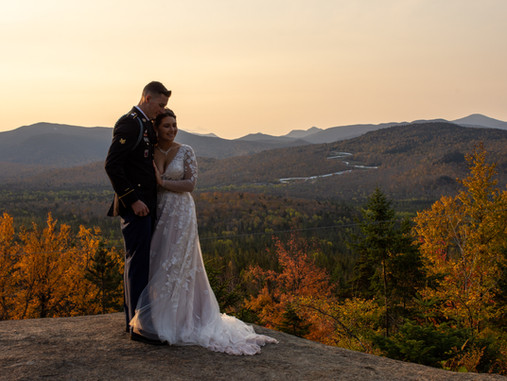 Top 5 Adirondack Elopement Venues with a View