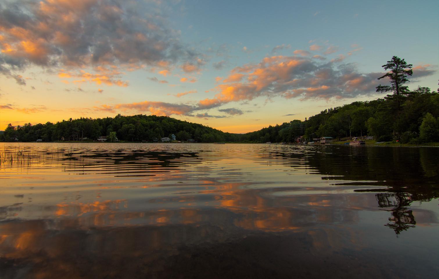 Lake Desolation, Noxon Photography, Tinn