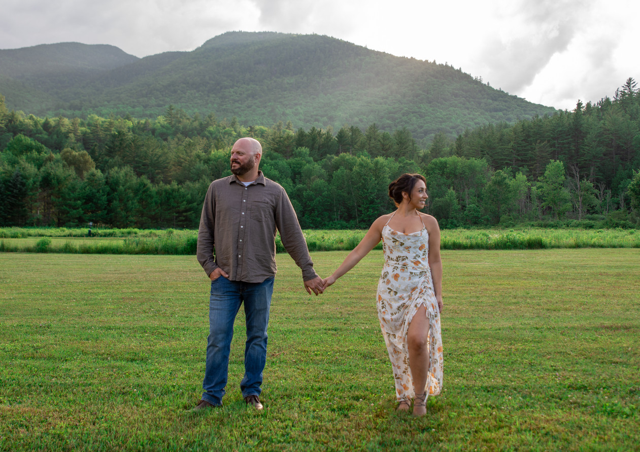 Adirondack Mountain Engagement Session-5