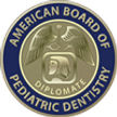 American Board of Peiatric Dentistr Seal
