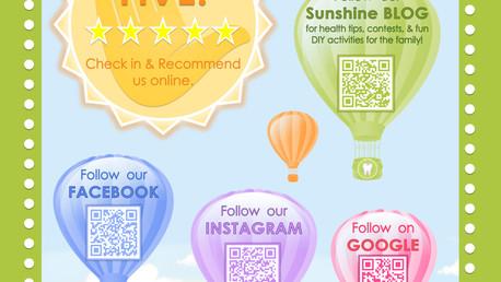 Let's Be Friends! Follow us on Social Media.