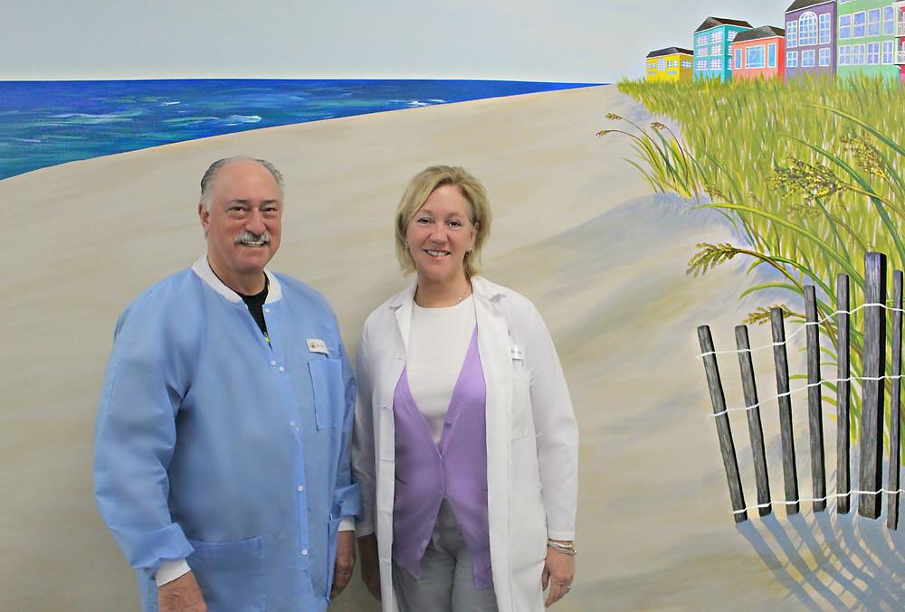 Sunshine Team - Dr. Douglas Fry and Dr. Lise Bradley