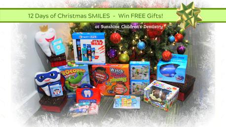 12 Days of #ChristmasSMILES - Contest
