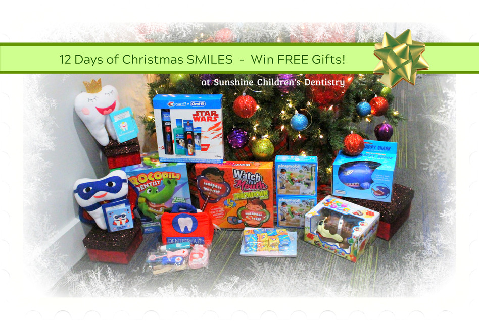 12 Days of #ChristmasSMILES - Contest