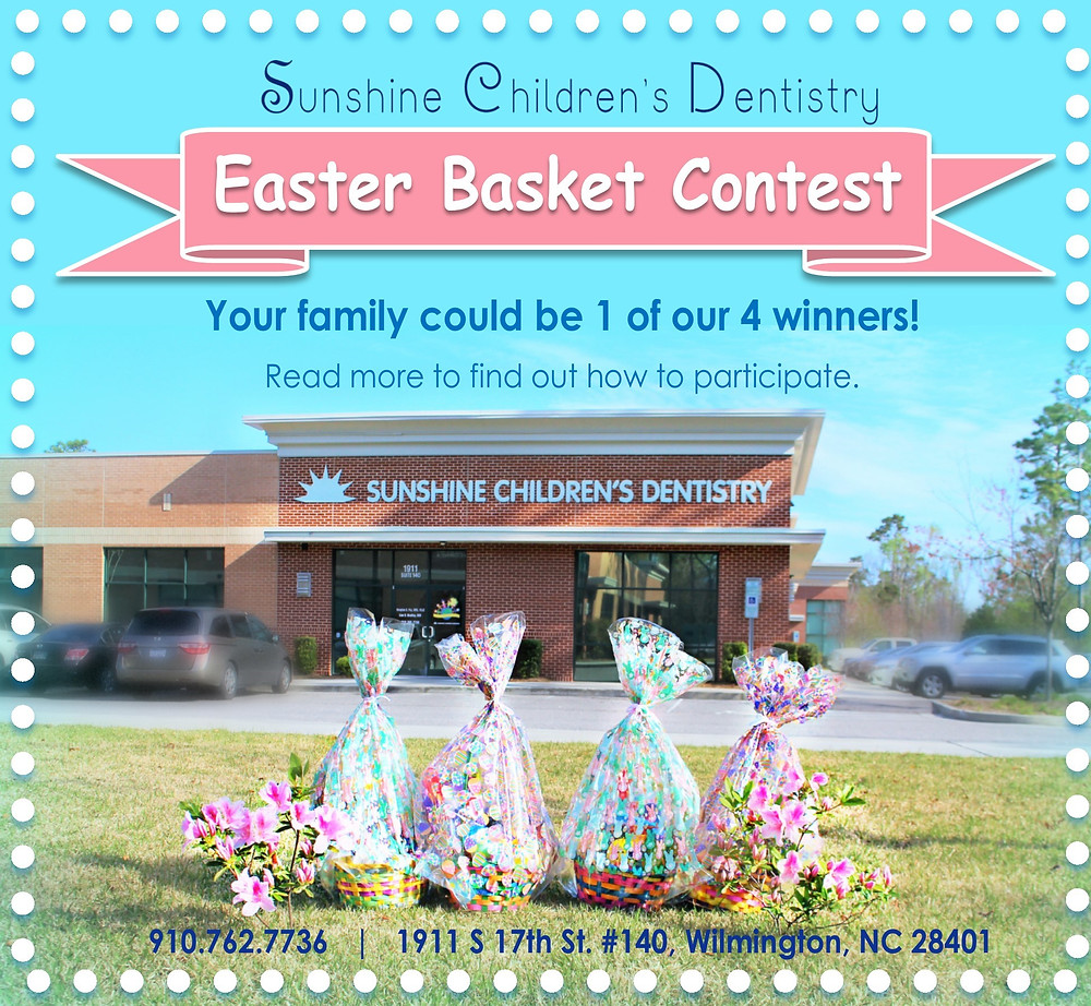 Sunshine's Easter Basket Contest Image