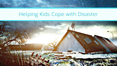 Helping Kids Cope with Disaster