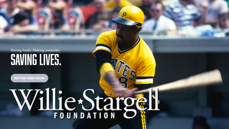 Giving Back & Making a Difference with the Willie Stargell Foundation