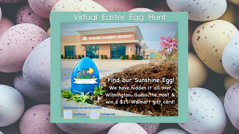 🌞🐣 Virtual Easter Egg Hunt Contest 🐣🌞
