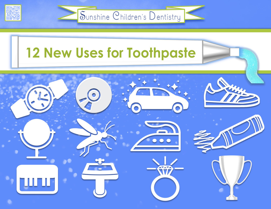 12 New Uses for Toothpaste