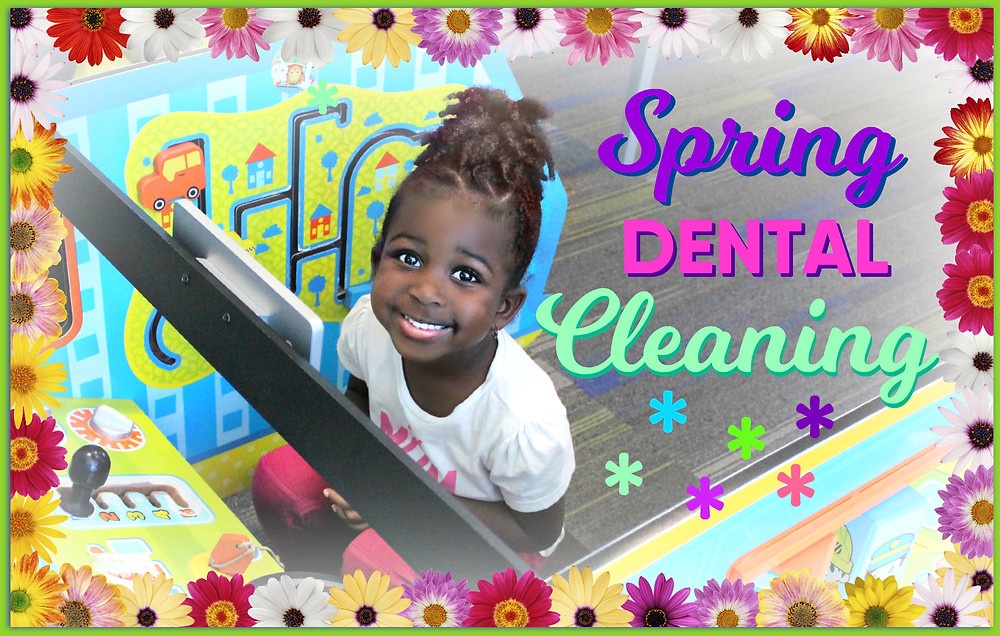 Spring Dental Cleaning