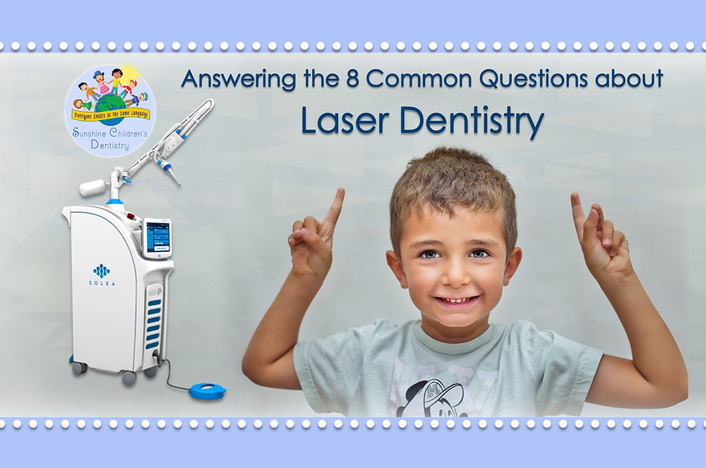 Control the Spread - Why our Solea Laser is making Pediatric Dentistry safer during the Pandemic