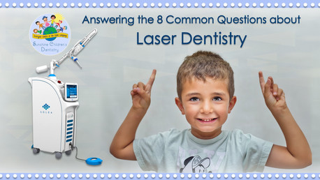 🦷 Answering the 8 Common Questions about Laser Dentistry