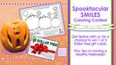"""Spooktacular Smiles"" Pumpkin Coloring Contest"