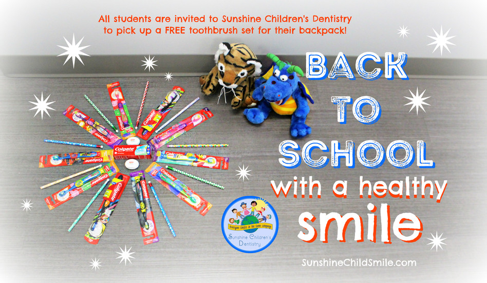 Back to School with a Healthy Smile