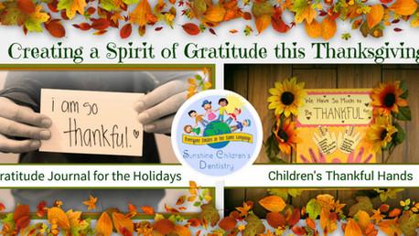 🦃2 Fun Thanksgiving Activities + NEW Solea Laser Announcement