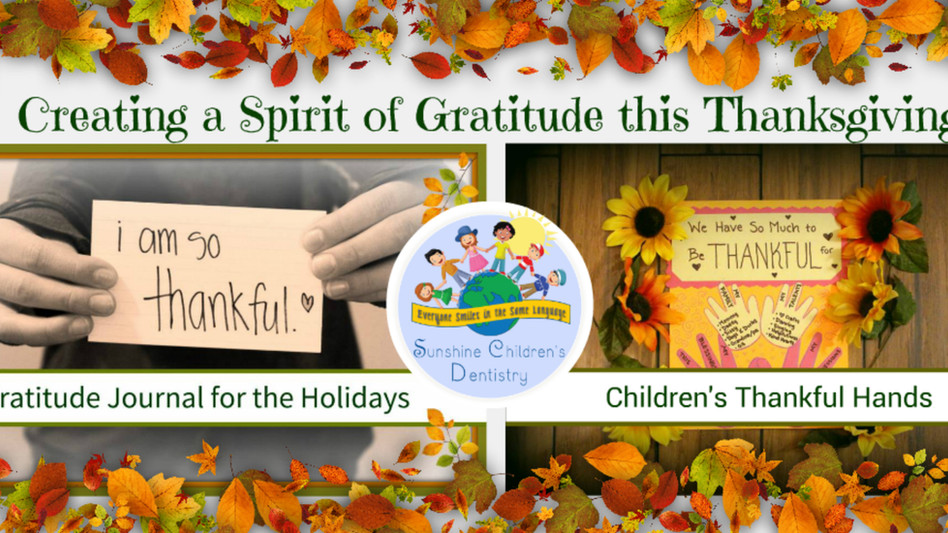 Create a Spirit of Gratitude this Thanksgiving + 2 FUN Family Activities