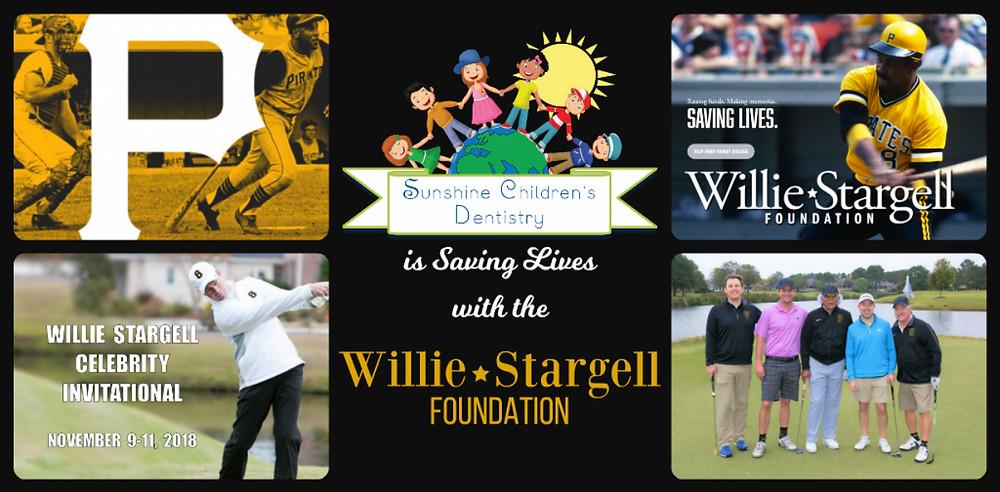 Willie Stargell Foundation collage