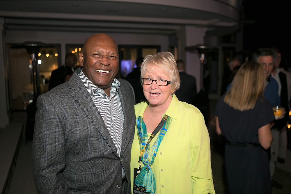 2017 Stargell - Vida Blue (MLB Retired), Linda Fry
