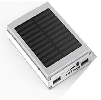 Solar Power Bank (10000 mAh)