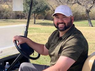 Travis ~ Golf