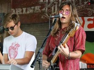 Zach and Ben ~ Musicians