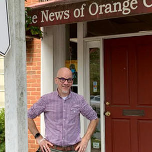 Dale ~ Newspaper Editor