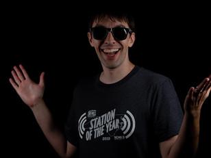 Aaron ~ Radio Host