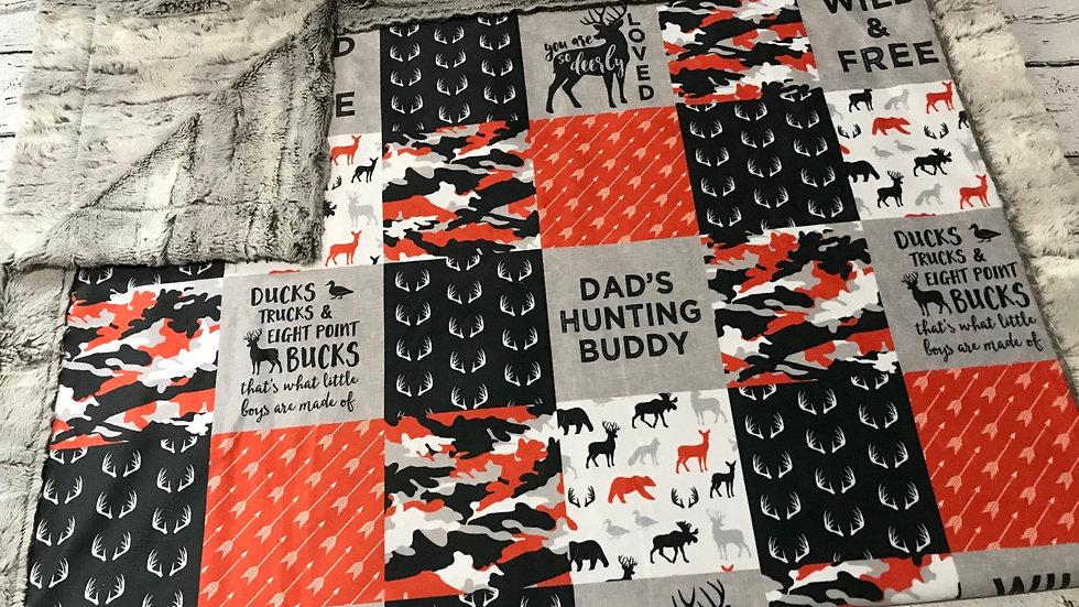 RTS - daddy huntin buddy - silver fox