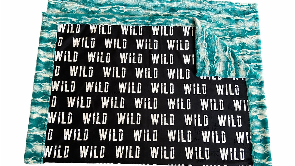 Pre-Order ~ Wild on Black