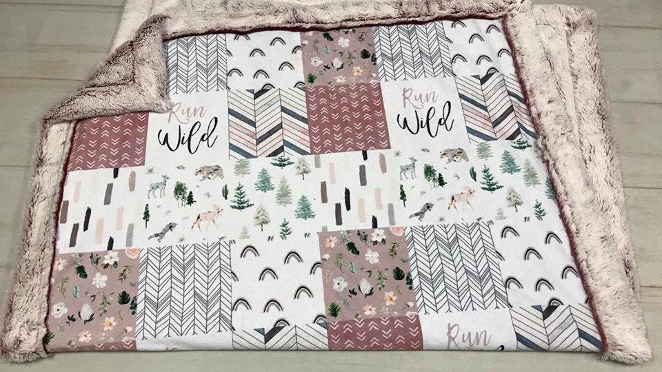 Pre-Order ~ Run Wild Woodlands and Boho