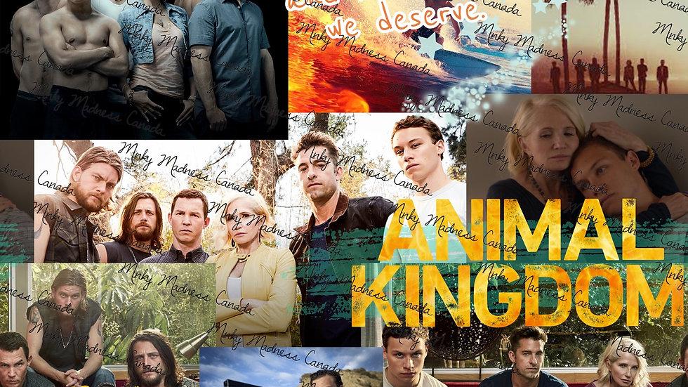 Pre-Order - Exclusive - Animal Kingdom