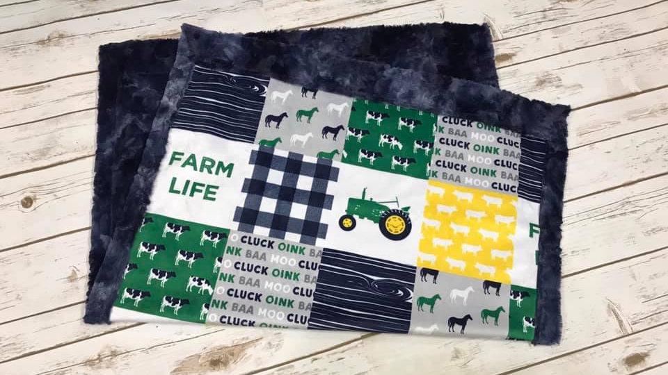 Pre-Order ~ Farm Life | Green Yellow