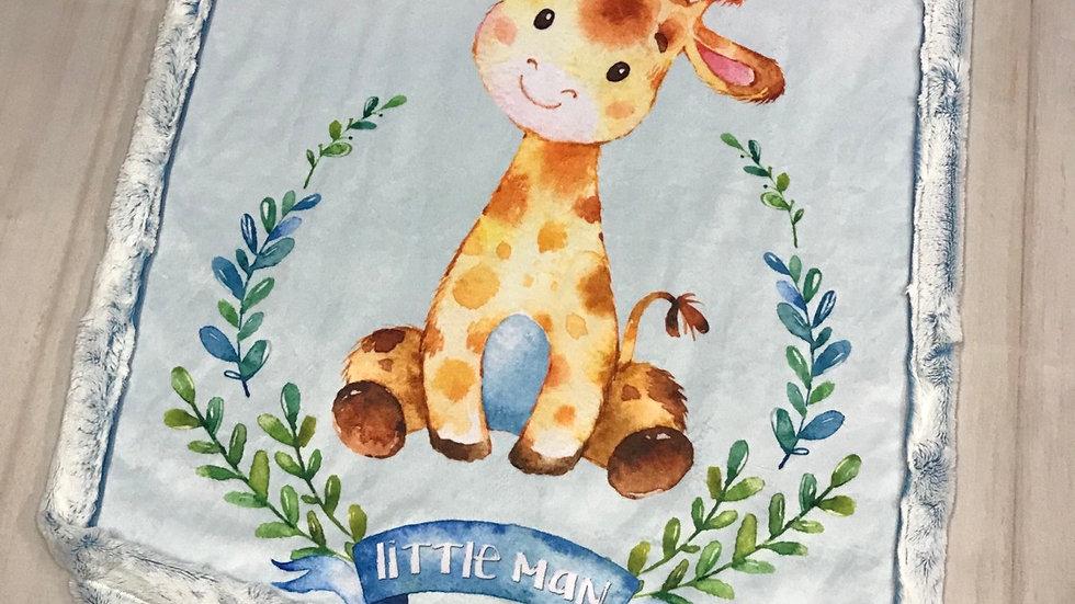 Pre-Order ~ Little Man Giraffe