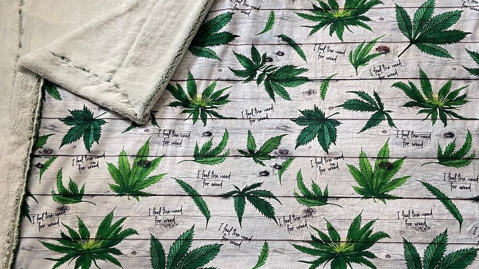 Pre-Order ~ Weed