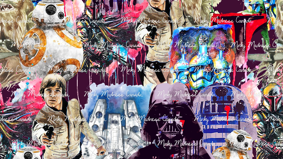 Pre-Order - Star Wars Collage
