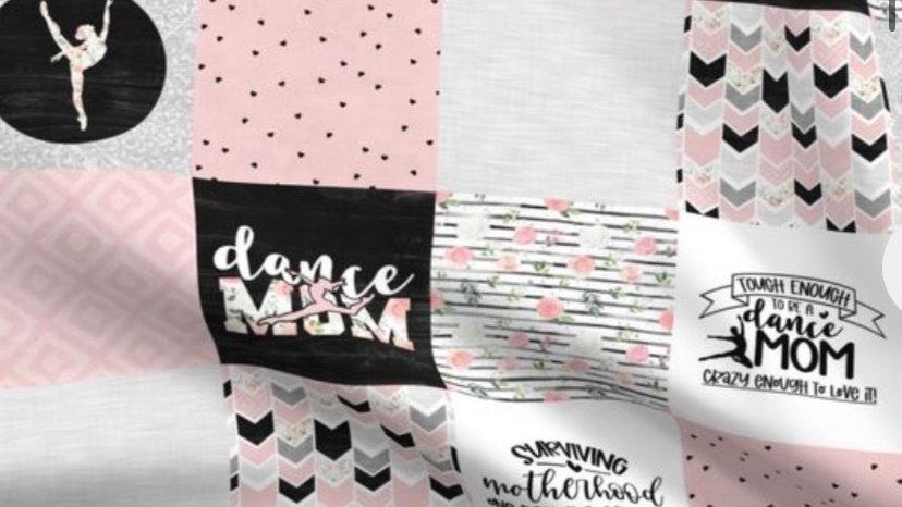 Pre-Order ~ Dance Mom | Pink