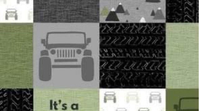 Pre-Order ~ It's a jeep thing | Army green