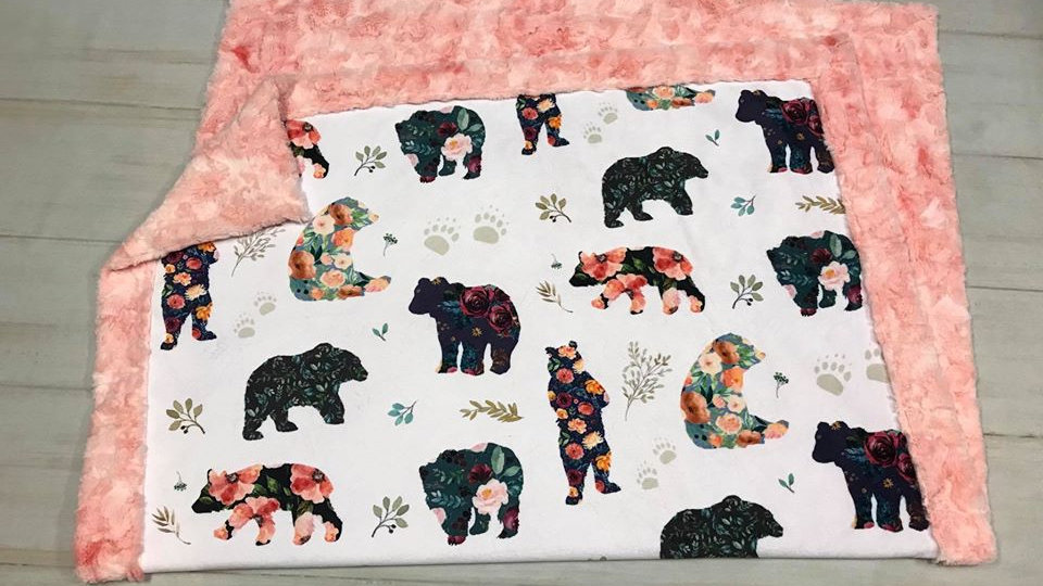Floral Bears
