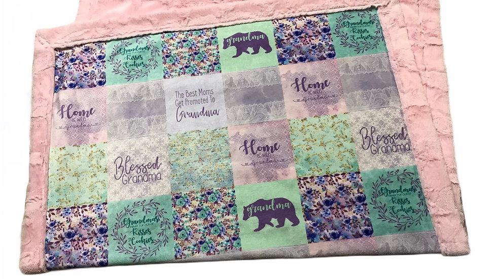 Pre-Order ~ Grandma Bear | Purple