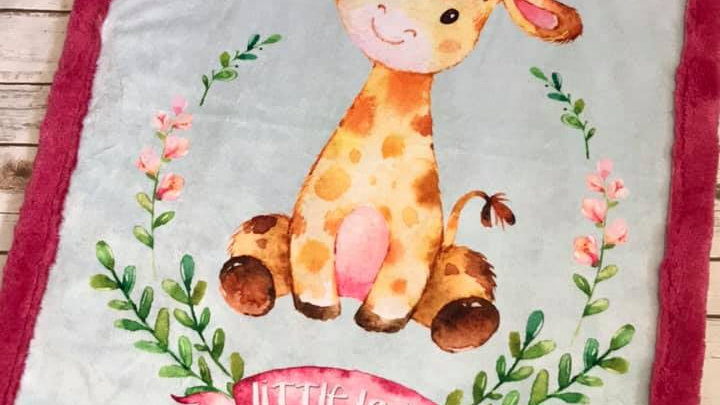 Pre-Order ~ Little Lady Giraffe