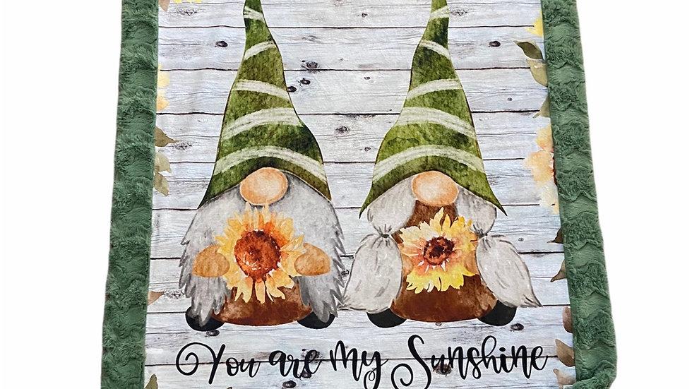Pre-Order ~  Gnomes You are My Sunshine