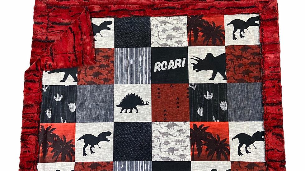 Pre-Order ~ Dino Rawr - Red