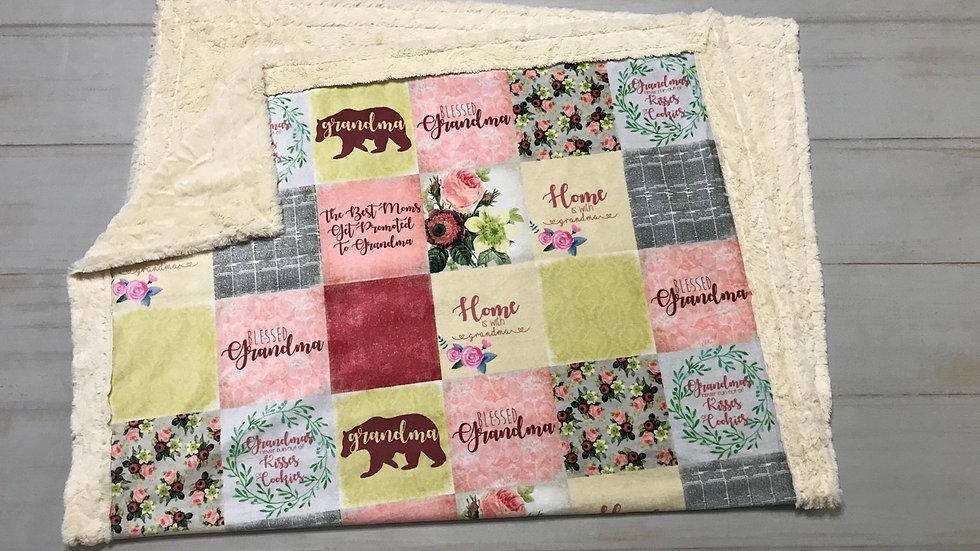 Pre-Order ~ Grandma Bear Floral