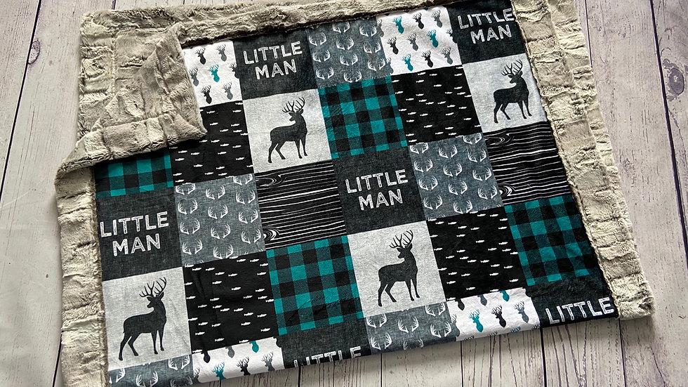 Little Man | Teal