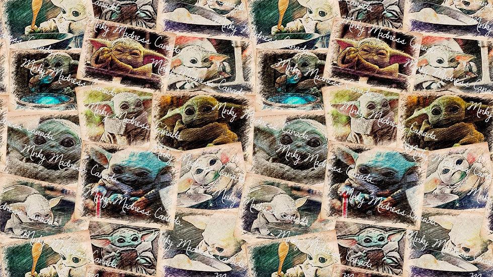 Pre-Order - Baby Yoda