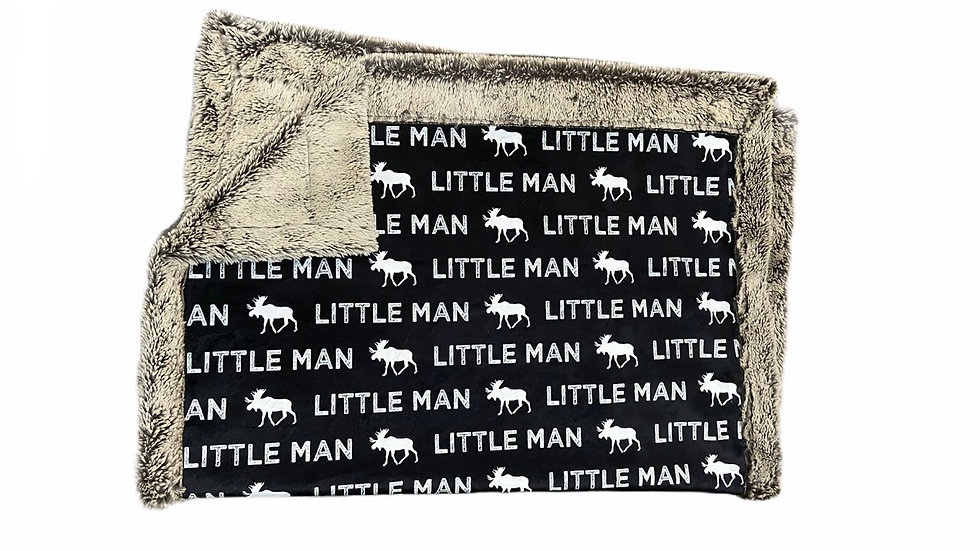 Pre-Order ~ Little Man