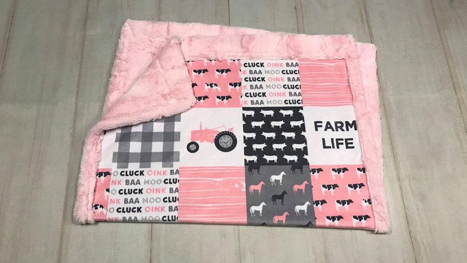 Pre-Order ~ Farm Life | Pink