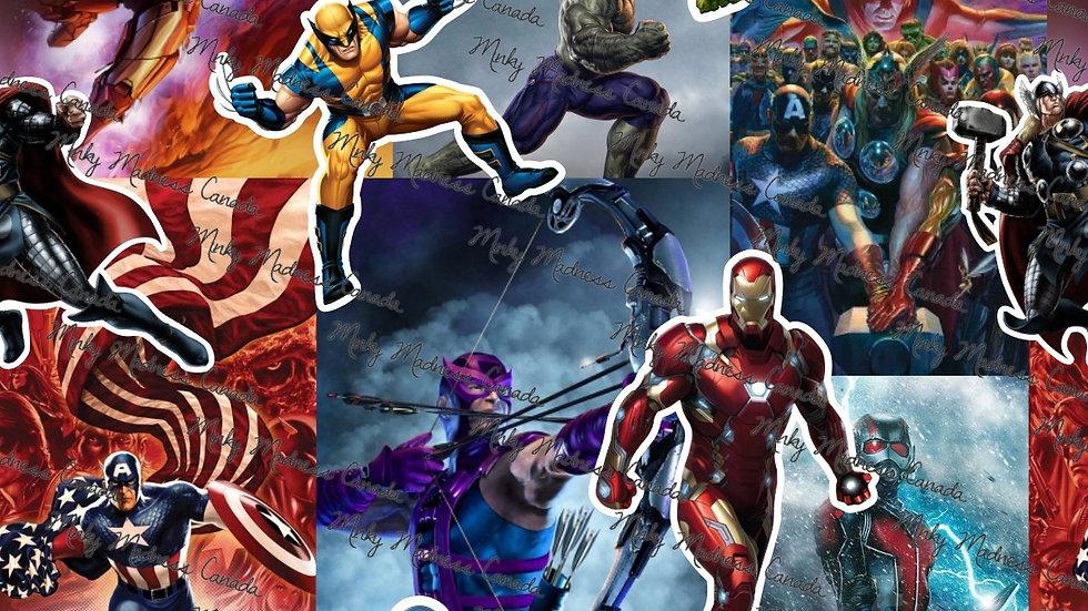 Pre-Order - Heros